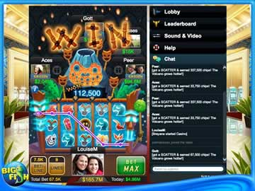 Big Fish Casino - Screen 2