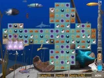 Big Kahuna Reef 2 - Chain Reaction - Screen 1
