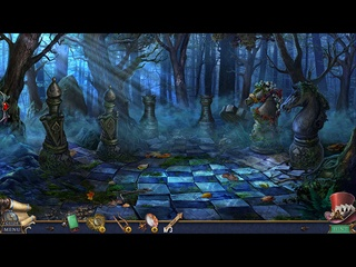 Bridge to Another World: Alice in Shadowland Collector's Edition - Screen 1