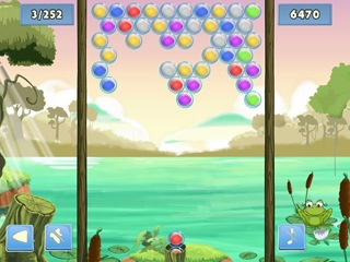 Bubble Shooter Adventures - Screen 2