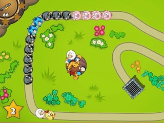Bubble Zoo 2 - Screen 1