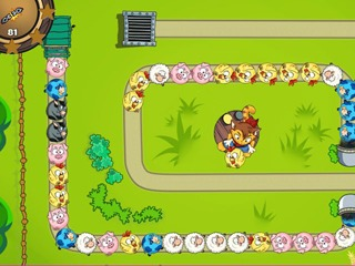 Bubble Zoo 2 - Screen 2