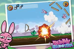 Bunny Shooter - Screen 1