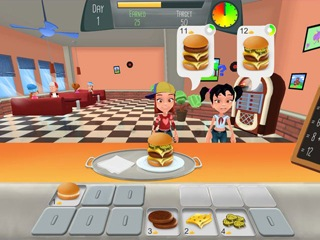 Burger Rush - Screen 2