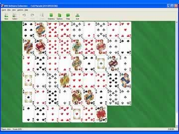 BVS Solitaire Collection - Screen 2