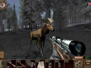 Cabela's Grandslam Hunting 2004 Trophies - Screen 2
