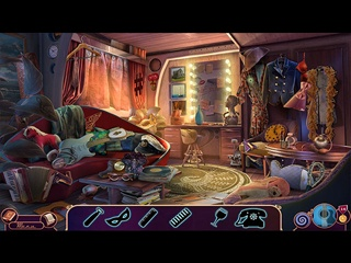 Cadenza: Fame, Theft and Murder Collector's Edition - Screen 1