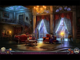 Cadenza: The Kiss of Death Collector's Edition - Screen 1