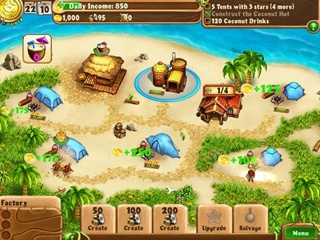 Campgrounds: The Endorus Expedition - Screen 1