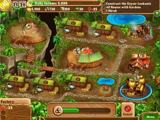 Campgrounds: The Endorus Expedition - Screen 2