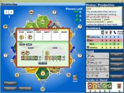 Catan - Screen 1