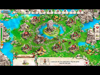 Cavemen Tales Collector's Edition - Screen 1