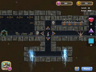 Caves And Castles: Underworld - Screen 2