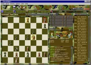 Chess Rally - Screen 2
