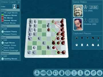 Chessmaster Challenge - Screen 1