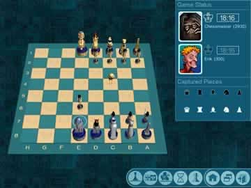 Chessmaster Challenge - Screen 2