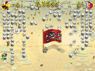 Chicken Rush Deluxe - Screen 1