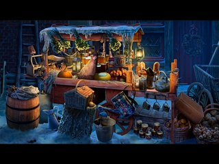 Christmas Carol - Screen 1