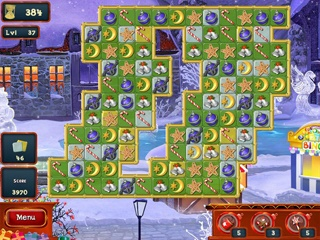 Christmas Puzzle 3 - Screen 1