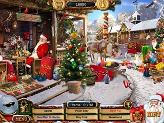 Christmas Wonderland 6 - Screen 1