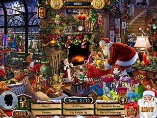 Christmas Wonderland 9 - Screen 1