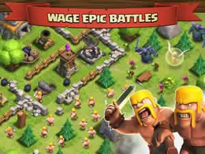 Clash of Clans - Screen 1