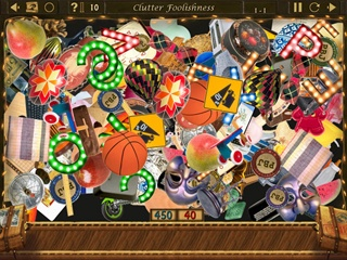 Clutter Dreamer's Pack - Screen 1