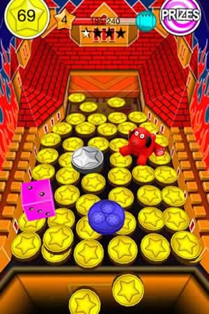 Coin Dozer - Screen 2