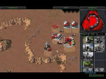 Command and Conquer Gold - Screen 1