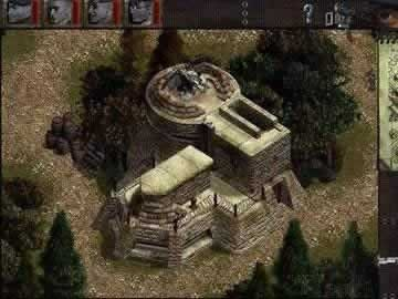 Commandos: Behind Enemy Lines - Screen 2