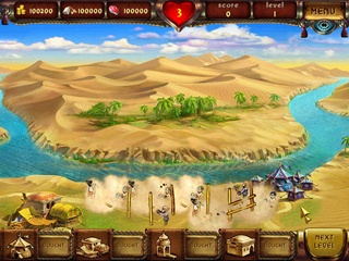 Cradle of Egypt: Collector's Edition - Screen 2