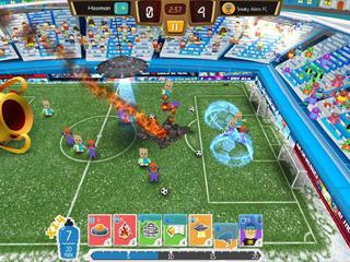 Crazy Soccer Football Star - Screen 1