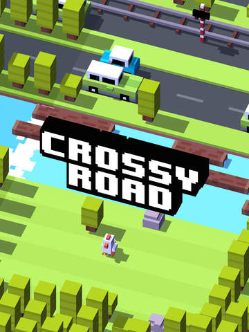 Crossy Road: Endless Arcade Hopper - Screen 1