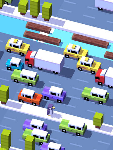 Crossy Road: Endless Arcade Hopper - Screen 2