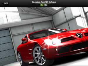 CSR Racing - Screen 1