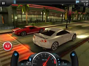 CSR Racing - Screen 2