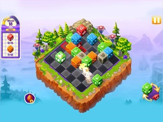 Cubis Kingdoms Collector's Edition - Screen 1
