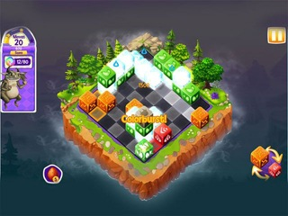 Cubis Kingdoms Collector's Edition - Screen 2