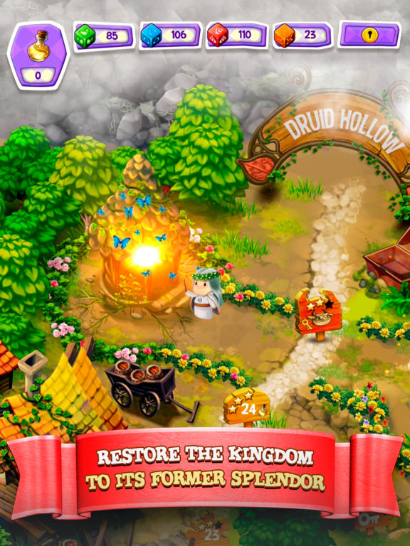 Cubis Kingdoms - Screen 2