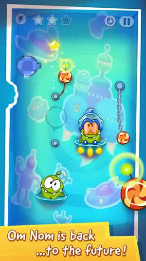 Cut the Rope: Time Travel - Screen 2