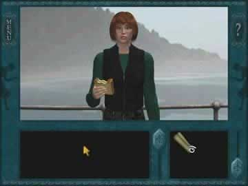 Nancy Drew - Danger on Deception Island - Screen 1