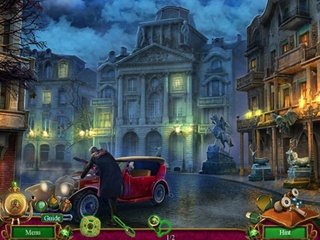 Danse Macabre: Lethal Letters Collector's Edition - Screen 1