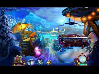 Danse Macabre: Thin Ice Collector's Edition - Screen 1
