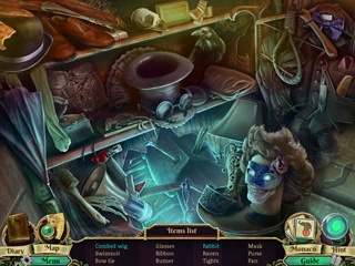 Dark Arcana: The Carnival Collector's Edition - Screen 1