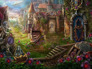 Dark Parables: Ballad of Rapunzel - Screen 1