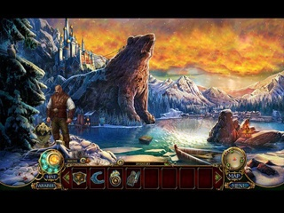 Dark Parables: Goldilocks and the Fallen Star Collector's Edition - Screen 1