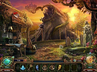 Dark Parables: Jack and the Sky Kingdom Collector's Edition - Screen 2