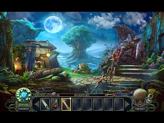 Dark Parables: The Swan Princess and The Dire Tree Collector's Edition - Screen 2