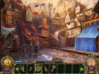 Dark Parables: The Thief and the Tinderbox Collector's Edition - Screen 1