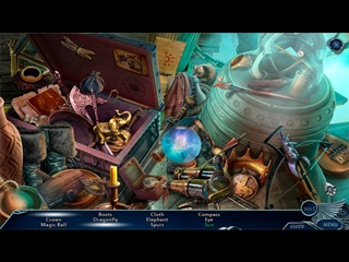Dark Realm: Lord of the Winds Collector's Edition - Screen 1